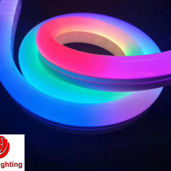digital silicone neon led