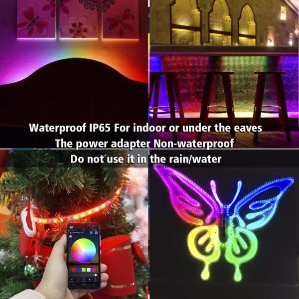 Color-Chasing-Alexa-LED-Strip-Light-Kit-32-8Ft-10m-Flexible-Addressable-RGB-LED-Rope-Lights. (1)