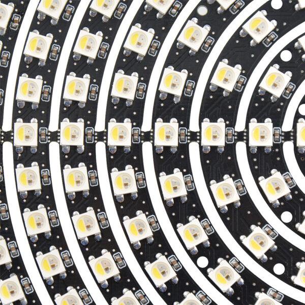rgbw pixel 5050 led ring