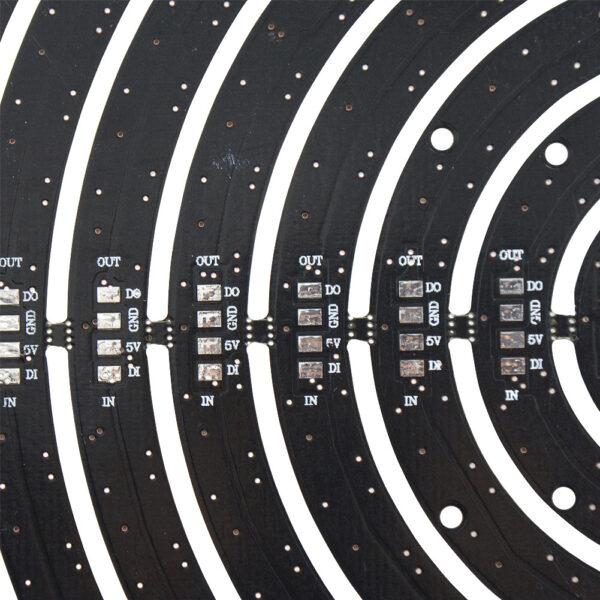 rgbw pixel led ring