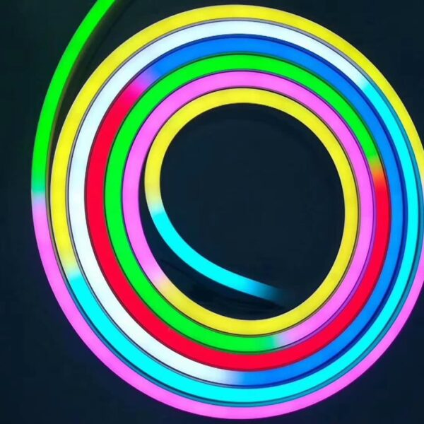 silicone flex neon led