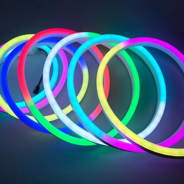 pixel silicone neon led tube (2)